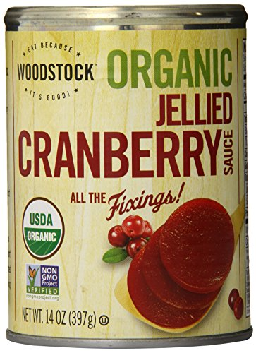 Woodstock Farms - Organic Jellied Cranberry Sauce - 14 oz.