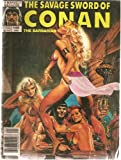 img - for The Savage Sword of Conan the Barbarian, Vol. 1, No. 144 book / textbook / text book