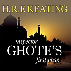 Inspector Ghote's First Case Audiobook