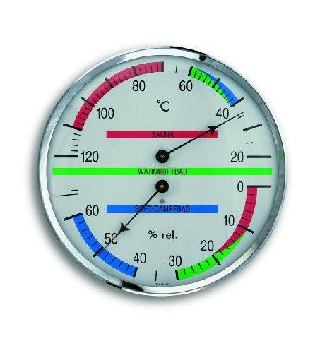 TFA Dostmann Sauna-Thermo-Hygrometer