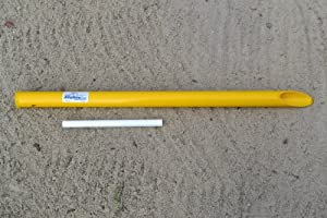 Fish n spike surf shore and beach fishing rod for Surf fishing rod holders