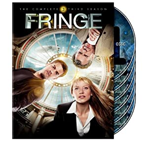 Fringe: The Complete Third Season on DVD
