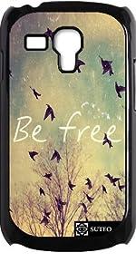 Coque pour Samsung Galaxy S3 mini - Bee Free Birds - ref 573