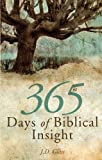 img - for 365 Days of Biblical Insight book / textbook / text book