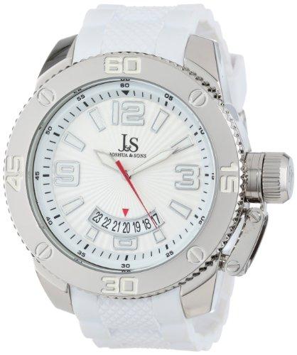 Joshua & Sons JS54WT - Reloj para hombres
