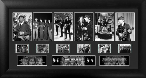 Buy Low Price Film Cells The Beatles (S2) Deluxe Film Cell Figure (B002EX62F8)