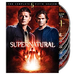 Supernatural - Saison 5 [DVD]