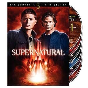 Supernatural - Saison 5 [DVD]