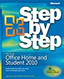 Microsoft® Office Home & Student 2010 Step by Step (Step By Step (Microsoft))
