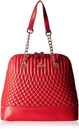 Lavie-Claire-Womens-Handbag-Red