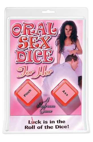 Pipedream Products Oral Sex Dice For Her