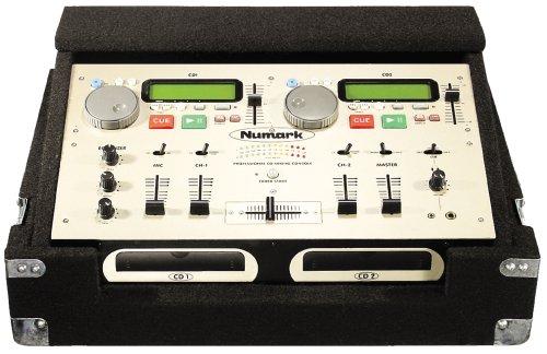 CNMCM1 CD Mix Station Case (Holds 1 NUMARKS CD Mix Or CD Mix 2