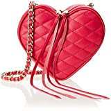 Rebecca Minkoff Heart Cross Body Bag, Zest, One Size