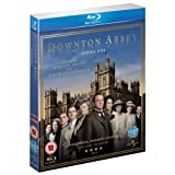 51wn7YWhnaL. SL160  Downton Abbey Series 1 [Blu ray] Region 2 (UK edition) Reviews