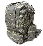 Monstrum Tactical 3 Day Backpack (Digital Camo)