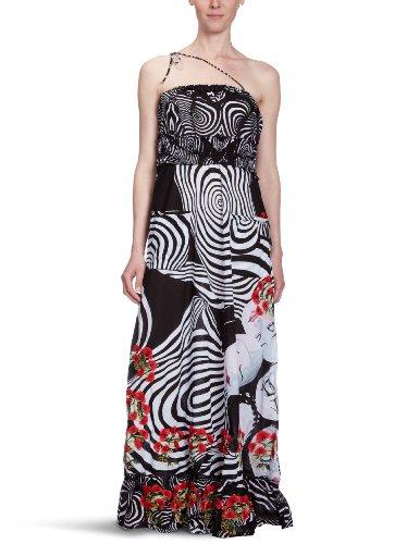 Desigual Damen Kleid (lang) 20V2C09, Gr.40 (L) (ES 42 ...