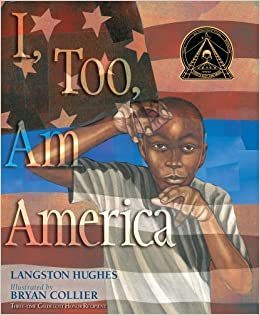 """an analysis of differences and in common of i too sing america and i hear america singing Common core state standards: (refer to english language arts standards history/social how do line breaks and stanzaic structures shape the importance of different parts of the poem lesson introduction: i give each student a handout with walt whitman's """"i hear america singing"""" and langston hughes' """"i, too."""