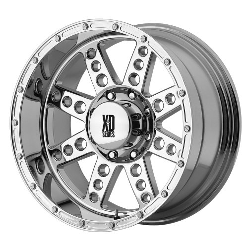 "Xd-Series Diesel Xd766 Chrome Wheel (20X12""/8X165.1Mm)"