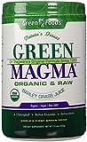 Green Magma Barley Juice Powder Large Tub 10.6oz [300g] by Green Foods