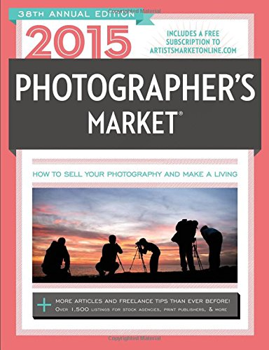2015 Photographer'S Market front-745225