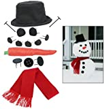 Hampton Direct My Very Own Snowman Kit - Perfect For The Holidays