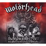 "Mot�rhead - The W�rld is Ours Vol. 1: Everywhere Further Than Everyplace Else  (+ 2 CDs)von ""Mot�rhead"""