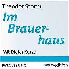 Im Brauerhaus Hörbuch von Theodor Storm Gesprochen von: Dieter Kurze