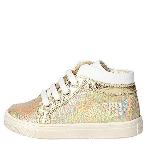 Ciao Bimbi 12009.27 Sneakers Bambina Pelle Oro Oro 23