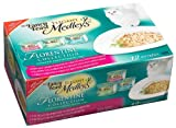 Fancy Feast Elegant Medleys for Cats, Florentine Collection with Garden Greens, 12-Count (Pack of 2)