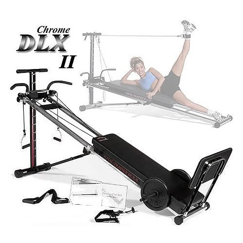 Bayou Fitness Total Trainer DLX-II Home Gym