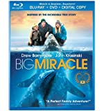 Big Miracle (Blu-ray & DVD Combo Disc + Digital Copy + UltraViolet)