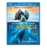 Cover art for  Big Miracle (Blu-ray & DVD Combo Disc + Digital Copy + UltraViolet)