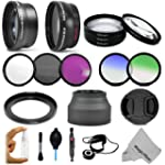 Professional Lens and Filter Kit for...
