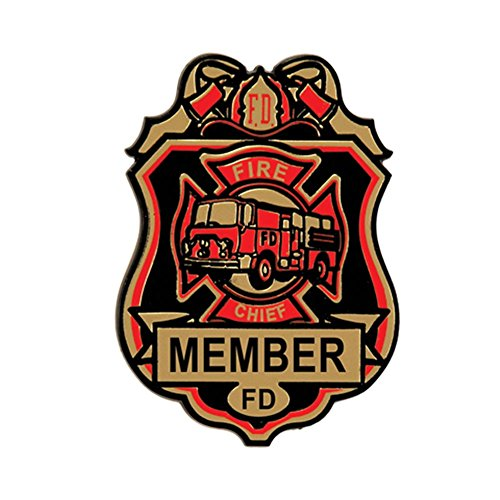 Fire Department Badges - 1