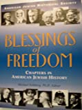img - for Blessings of Freedom: Chapters in American Jewish History book / textbook / text book