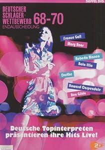 Deutscher Schlager-Wettbewerb 1968-70 (Doppel DVD)