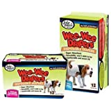 Four Paws Wee-Wee Extra Large Disposable Doggie Diapers, 12 Pack