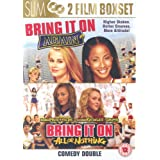 Bring It on Again/Bring It on: All Or Nothing [Reino Unido] [DVD]