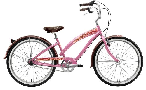 Nirve Lahaina Women's Cruiser Bike (26-Inch Wheels)