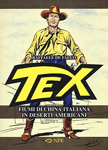 Tex. Fiumi di china italiana in deserti americani