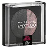 Maybelline New York Eye Studio Eye Shadow, Carbon Frost 05