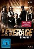 Leverage - Staffel II (mit extra 50 Minuten Bonusmaterial in englischer Originalfassung) [4 DVDs]
