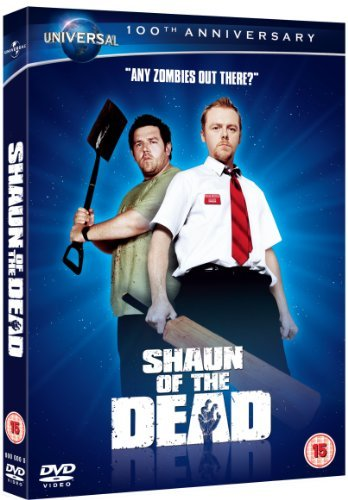 Shaun Of The Dead (2003) - Augmented Reality Edition [DVD] by Simon Pegg