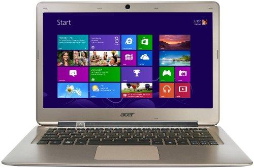 Acer Aspire S3-391 13.3-inch Ultrabook - Aluminium (Intel Core i5 3317U 1.7GHz, 4GB RAM, 500GB HDD, LAN, WLAN, BT, Webcam, Integrated Graphics, Windows 8 64-bit)