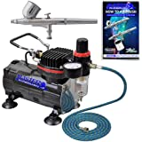 Pro Gravity Airbrushing System High Performance Multi-Purpose Gravity Feed Du...