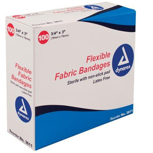 Dynarex-Fabric-Knuckle-Bandage-Box-of-100-BOX