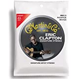 Martin Clapton's Choice Gitarrensaiten für Akustikgitarren (Phosphorumwicklung, Stärke Light 0.012 - 0.054)