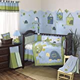 Cocalo Turtle Reef 6 Piece Crib Set