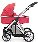 BabyStyle Oyster MAX CARRYCOT (includes Rain Cover) Tomato Red