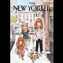 The New Yorker, June 27th, 2011 (Margaret Talbot, Rebecca Mead, Alice Munro)  by Margaret Talbot, Rebecca Mead, Alice Munro Narrated by Dan Bernard, Christine Marshall